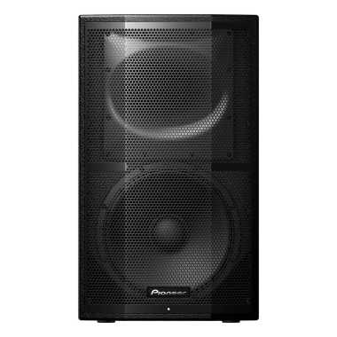 "Pioneer XPRS 12 - 1200W 12"" Active Two-Way Full Range Speaker (Single) + Free $69 Pioneer Speaker Cover Rebate"