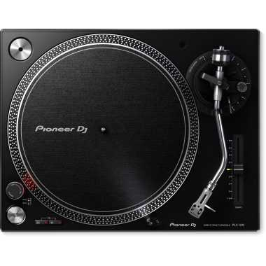 Pioneer PLX-500 - Pre-Amplified Direct Drive Turntable + USB (Black)