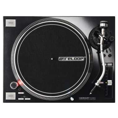 Reloop RP-7000 MK2 - Professional Upper Torque Turntable System (Multiple Colors Available)