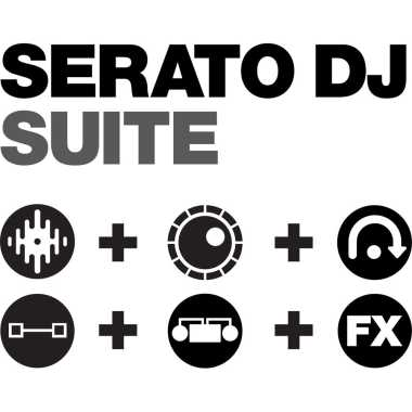 Serato DJ Suite - Professional DJ Software Bundle (Download)