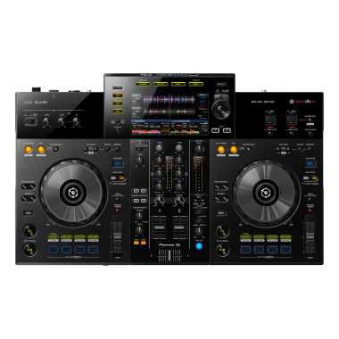 Pioneer DJ XDJ-RR - 2-Channel All-in-one DJ System for Rekordbox