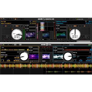 Serato Video - Powerful Video DJing Expansion Pack for Serato DJ (Download)