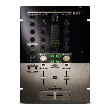 Reloop KUT - 2-Channel Digital Battle Mixer With Innofader