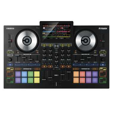 """Reloop Touch - 4-Channel Performance Controller With 7"""" Touch Screen"""