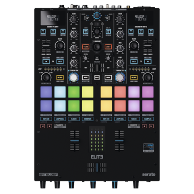 Reloop Elite - High Performance DVS Mixer for Serato