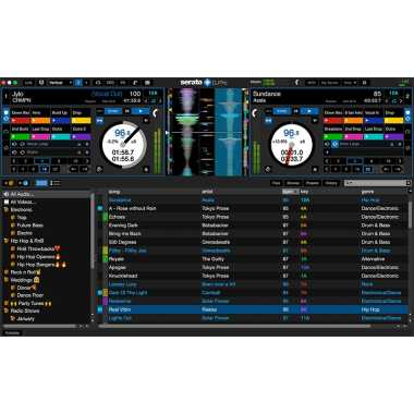 Serato DJ Pro - Professional DJ Software (Download, Full Version)