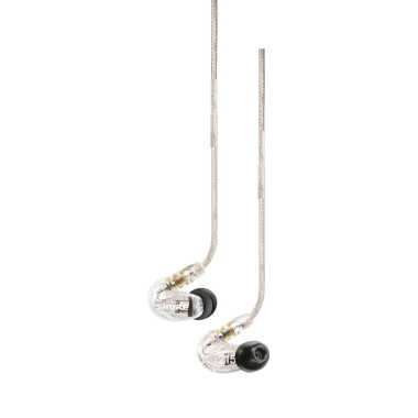 Shure SE215 - Sound Isolating Earphones (Clear) - $10 Temporary Price Drop