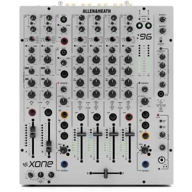 Allen & Heath XONE:96 - 6+2 Channel Professional Club Mixer