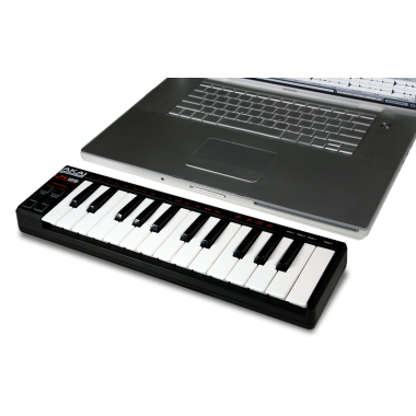 Akai LPK25 - 25 Key USB-MIDI Performance Keyboard Controller