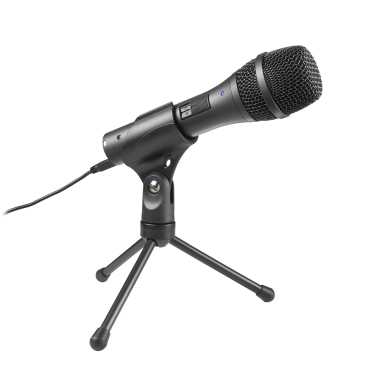 Audio-Technica AT2005USB - Cardioid Dynamic USB/XLR Microphone