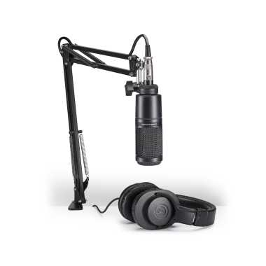 Audio-Technica AT2020PK - Streaming/Podcasting Pack