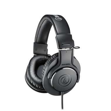 Audio-Technica ATH-M20x - Professional Monitor Headphones
