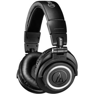 Audio-Technica ATH-M50xBT - Wireless Over-Ear Headphones