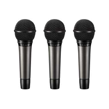 Audio-Technica ATM510PK - Cardioid Dynamic Handheld Microphone Pack