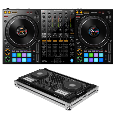 Pioneer DJ DDJ-1000 + Odyssey FZDDJ1000 Case Bundle Deal