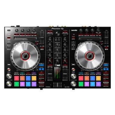 Pioneer DDJ-SR2 - Portable 2-Channel Controller for Serato DJ
