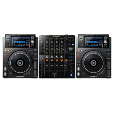 Pioneer DJM-750MK2 + XDJ-1000MK2 Bundle Deal