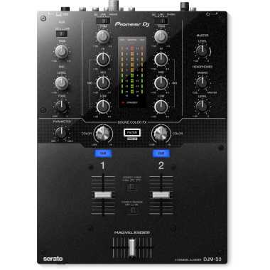 Pioneer DJ DJM-S3 - 2-Channel Mixer For Serato DJ