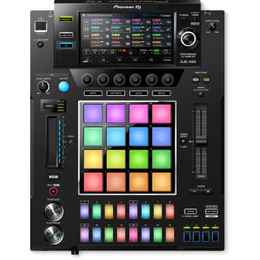 Pioneer DJS-1000 - Performance DJ Sampler