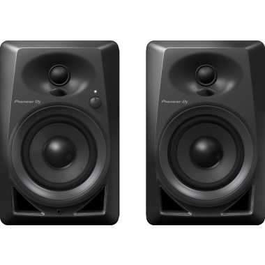 "Pioneer DM-40 4"" Desktop Monitor Speakers (Pair, Multiple Colors Available)"