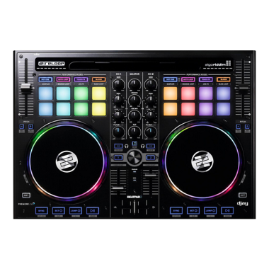 Reloop BeatPad 2 Professional DJ Controller for Mac, iOS & Android
