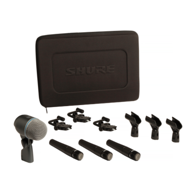 Shure DMK57-52 - Drum Microphone Kit - $50 Temporary Price Drop