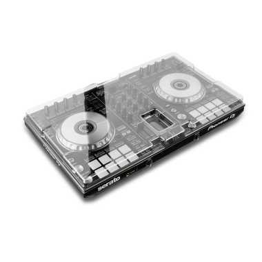 Decksaver DS-PC-DDJSR2DDJRR - Pioneer DJ DDJ-SR2/RR Cover