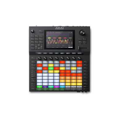 Akai Force - Standalone Music Production/DJ Performance System