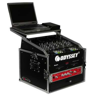 Odyssey Flight Ready® Glide Style™ Combo Rack - FRGS806