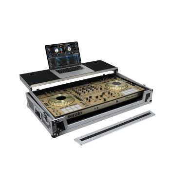 Odyssey FRGSPIDDJRZW Flight Case For Pioneer DDJ-RZ / SZ / SZ2 With Wheels And Gliding Platform