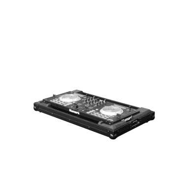 Odyssey FRMIXTRACK3BL - Numark Mixtrack 3 / Mixtrack Pro 3 / Platinum All Black Label Flight Case