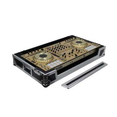 Odyssey FRPIDDJRZW Flight Case With Wheels For Pioneer DDJ-RZ/SZ/SZ2 & Numark NS7/NS7II/NS7III