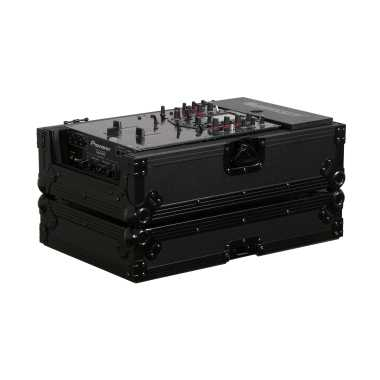 "Odyssey FZ10MIXBL - 10"" Mixer All Black Flight Case"
