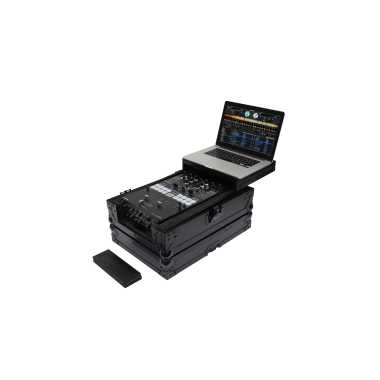 "Odyssey FZGS10MX1XDBL - Universal 10"" Format DJ Mixer Case With Extra Deep Rear Cable Space"