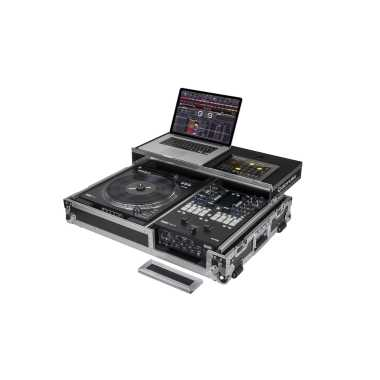 Odyssey FZGS1RA1272W - Rane Seventy-Two Mixer & Rane Twelve Compact Coffin