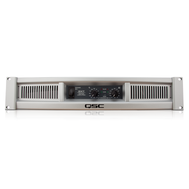 QSC GX7 - 725W Per Channel At 8 Ohms Rackmount Power Amplifier
