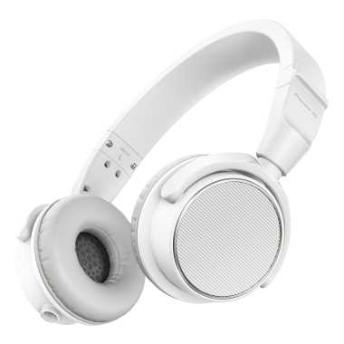 Pioneer HDJ-S7-W - Professional On-ear DJ Headphones (White)