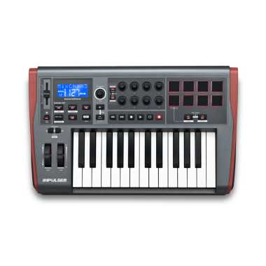 Novation Impulse 25 - USB MIDI Controller Keyboard - $30 Temporary Price Drop