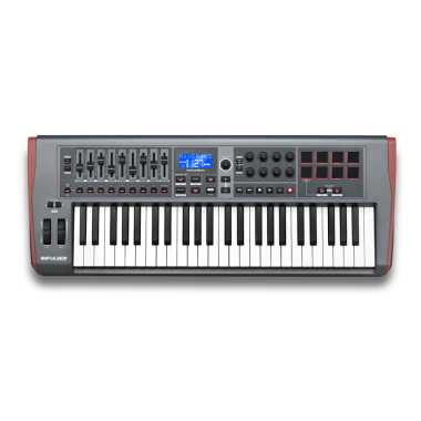 Novation Impulse 49 - USB MIDI Controller Keyboard - $40 Temporary Price Drop