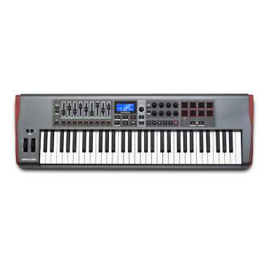 Novation Impulse 61 - USB MIDI Controller Keyboard