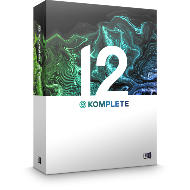 Native Instruments Komplete 12 (Upgrade for Komplete Select)