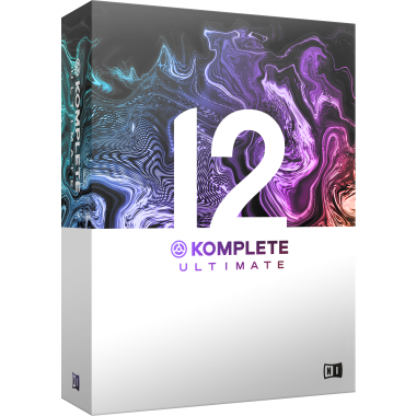 Native Instruments Komplete 12 Ultimate (Update for Komplete 8-11 Ultimate)