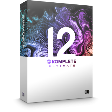 Native Instruments Komplete 12 Ultimate (Upgrade for Komplete Select)