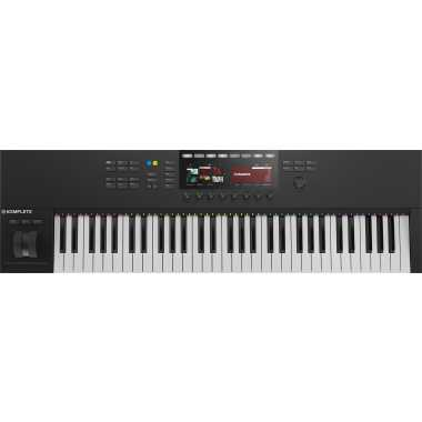 Native Instruments Komplete Kontrol S61 MK2 - 61-Key Keyboard Controller
