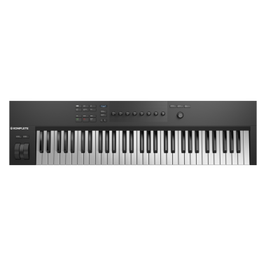 Native Instruments Komplete Kontrol A61 - 61 Key Keyboard Controller