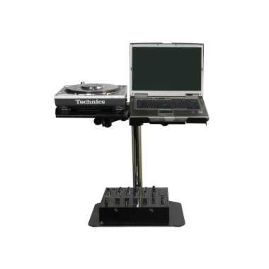 Odyssey LUNISPDB - L-EVATION Heavy Duty Laptop and Pro Audio Gear Stand