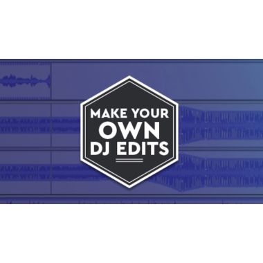 "Digital DJ Tips - ""Make Your Own DJ Edits"" Course"
