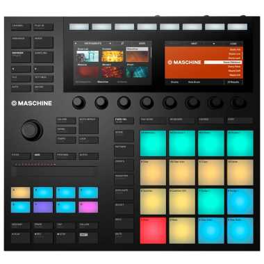 Native Instruments Maschine MK3 - Music Production And Performance Instrument