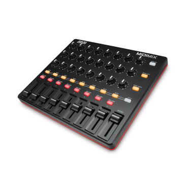 Akai MIDImix - High-Performance Portable Mixer/DAW Controller
