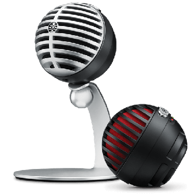 Shure MV5 Digital Condenser Microphone (Multiple Colors Available) - $20 Temporary Price Drop